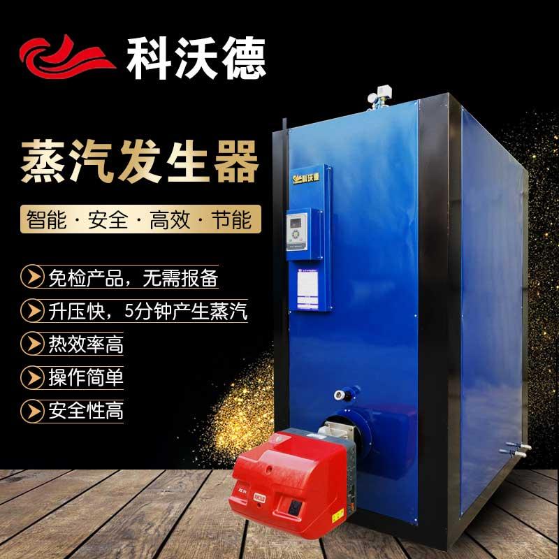 LSS型燃氣蒸汽發生器500KG山東食品機械